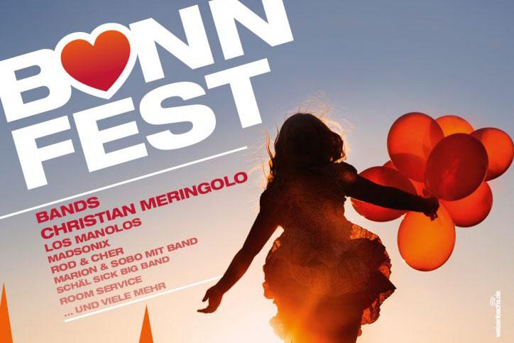 BonnFest – Shoppen und Genießen in der Bonner Innenstadt.